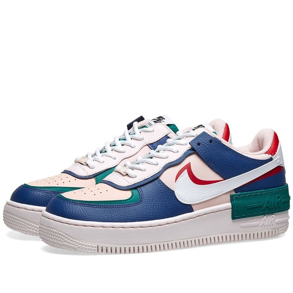 Nike Shoes Air Force 1 Shadow In Mystic Navy Poshmark